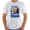 Camiseta Dia dos Pais - Te Amo Paizão com Foto
