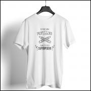 Camiseta Dia dos Professores Unissex Eu Sou Uma Professora