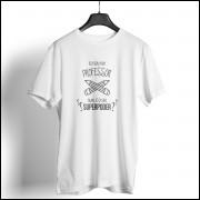 Camiseta Dia dos Professores Unissex Eu Sou Um Professor
