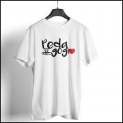 Camiseta Dia dos Professores Unissex Pedagogia Modelo 1