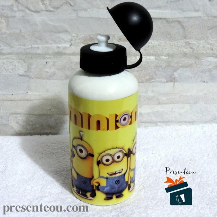 Squeeze Minions em Alumínio - 500ML