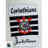 Toalha de Rosto/mão Personalizada - Corinthians - Branca