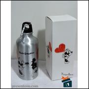 Squeeze Mickey e Minnie em Alumínio - 500ML