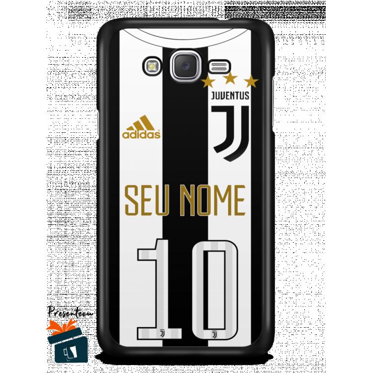 Capinha/Case Camisa Juventus - Listrada