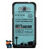 Case/Capinha Greys/Grey-s Anatomy - Modelo 14