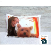 Almofada Personalizada com Foto - 30x20cm
