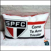 Almofada Personalizada - São Paulo - 30x20cm