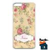 Case/Capinha Floral Vintage - Modelo 03