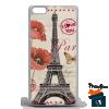 Case/Capinha Paris Vintage - Modelo 03
