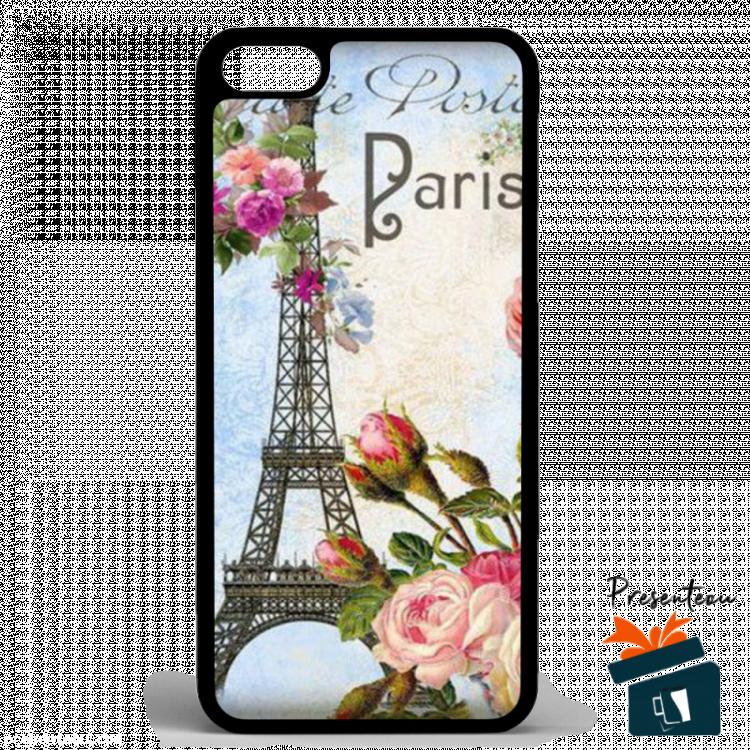 Case/Capinha Paris Vintage - Modelo 04