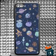 Case/Capinha Espaço-Astros-Planetas-Et-s - Modelo 01