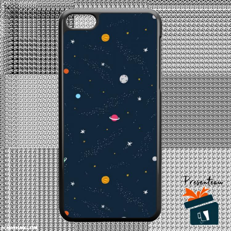 Case/Capinha Espaço-Astros-Planetas-Et-s - Modelo 07
