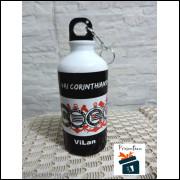 Squeeze Corinthians em Alumínio - 500ML