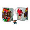 Caneca Chocolate MM-s - Porcelana 325ml