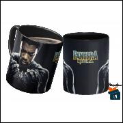 Caneca do Filme Pantera Negra - Cerâmica 325ml - Modelo 03