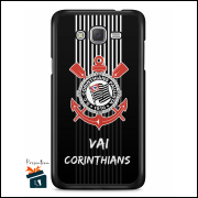 Capinha/Case Corinthians - Vai Corinthians