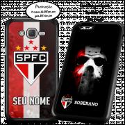 Capinha/Case São Paulo Promoção 2 Capinhas