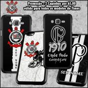 Capinha/Case Corinthians promoção de Duas Capinhas