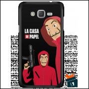 Capinha/Case Série A Casa de Papel - Modelo 03