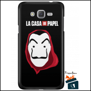 Capinha/Case Série A Casa de Papel - Modelo 09