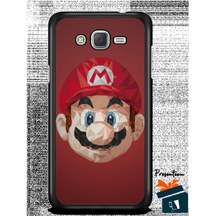 Capinha/Case de Celular Game Mario Bros - Acrílico Modelo 01