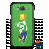 Capinha/Case de Celular Game Mario Bros - Acrílico Modelo 04