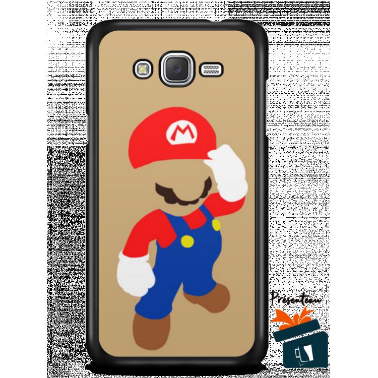 Capinha/Case de Celular Game Mario Bros - Acrílico Modelo 07