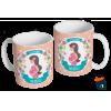 Caneca Dia das Mães Para a Futura Mãe em Cerâmica 325ml