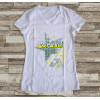 Camiseta ou Babylook Brasil Copa do Mundo 2018 Feminina Modelo 04