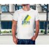 Camiseta Unissex Brasil Copa do Mundo 2018 Modelo 02