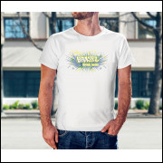 Camiseta Unissex Brasil Copa do Mundo 2018 Modelo 05
