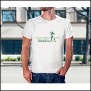 Camiseta Unissex Brasil Copa do Mundo 2018 Modelo 09