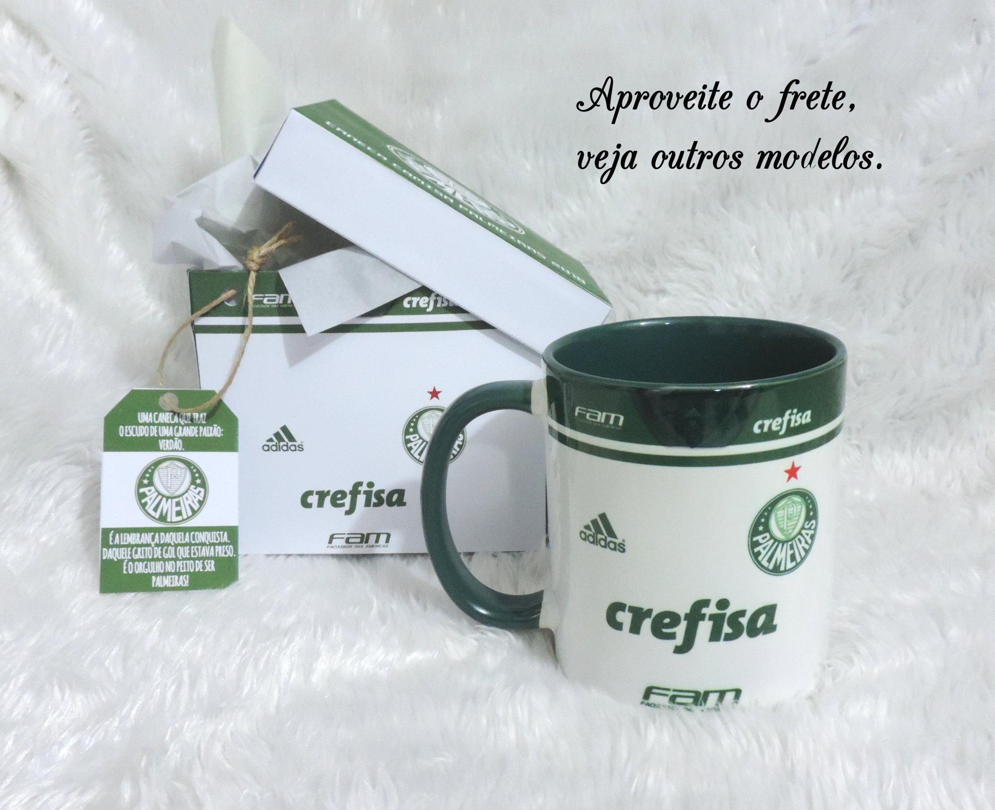 a20b6c2afa Caneca Palmeiras Camisa Goleiro Marcos - Libertadores 1999 com Seu ...